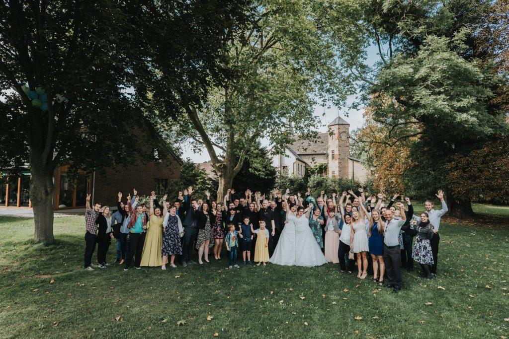 Hochzeit von Jule & Svenja im Bubenheimer Haus am Park