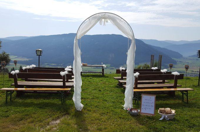 Freie Trauung in Österreich