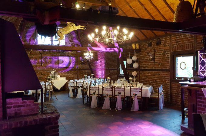 Hochzeitsscheune