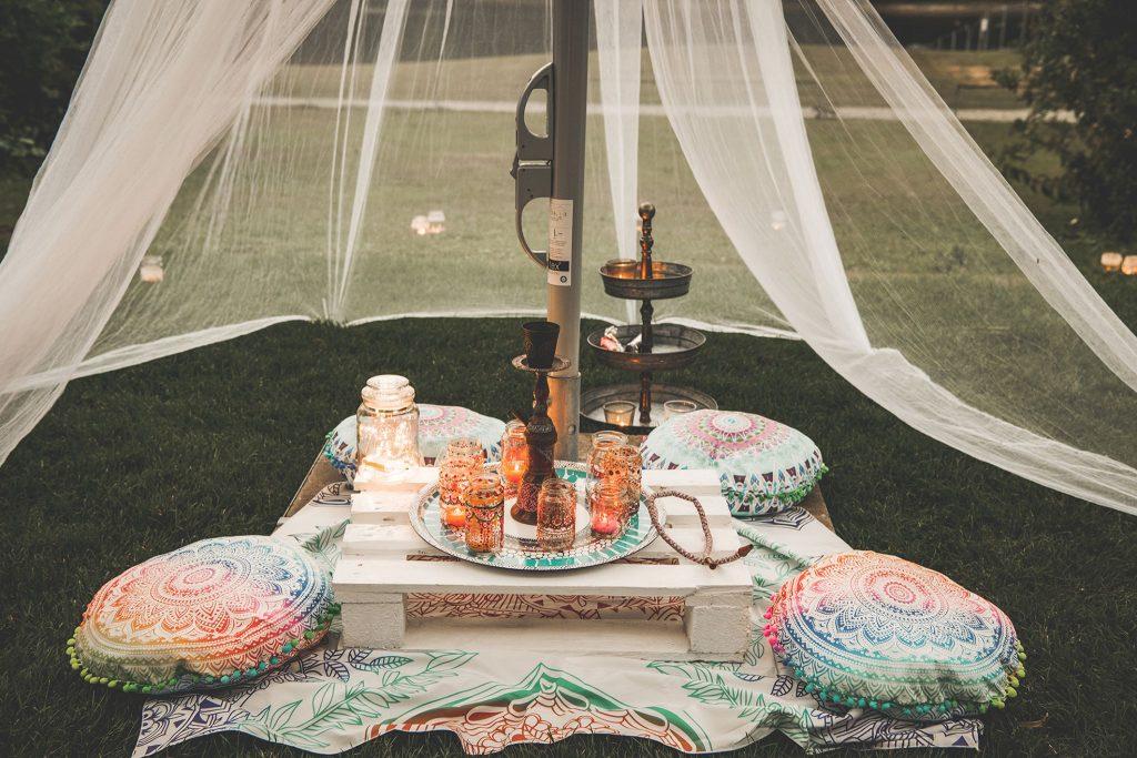 Hochzeit von Juliane und Wencke auf dem Sonnendeck