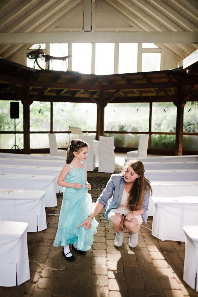 Hochzeit von Féline und Daniel im Romantikhotel Platte