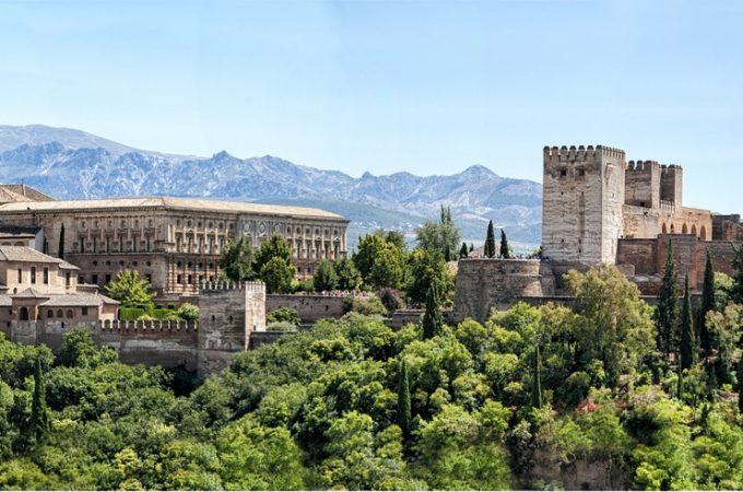 Hochzeit in Andalusien